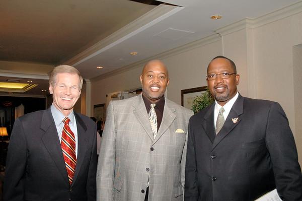 2006 MLK AWARDS BANQUET WITH INTERNATIONAL RENOWNED EVANGELIST DR. EDWARD EARL CLEVELAND AS  KEYNOTE SPEAKER ON FRIDAY, JAN. 13, 2006