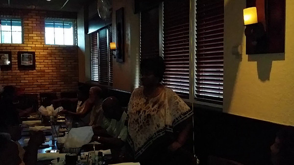 MINISTER MAGGIE CHURCH BROWN BIRTHDAY PARTY & MINISTER CORA HICKS ROYAL 1ST BIRTHDAY CELEBRATION SINCE HER PASSING ON SEPTEMBER 15, 2015