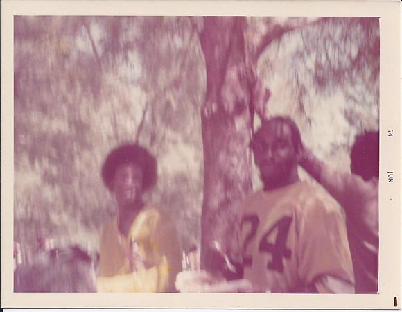 1974 POST DESEGREGATION - 1ST ANNUAL BLACK PIC NICKERS GRADUATION CELEBRATION OF ALL PINELLAS SCHOOLS