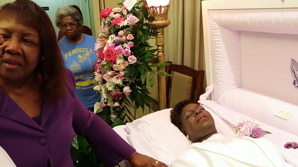 CASSANDRA LYNETTE W. WATKINS HOME GOING CELEBRATION - DAUGHTER OF BISHOP DR. CLARICE PENNINGTON  - SATURDAY, AUGUST 23, 2014  IN ST. PETERSBURG, FLORIDA