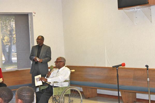 "SEVELL ""CITATION"" BROWN, JR. RECIEVES BLACK HISTORY MONTH AWARD FROM ELIM SDA CHURCH ACADEMY  -SAT., FEB. 2, 2013"